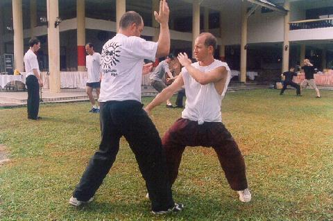 Intensive Shaolin Kungfu Course in Malaysia