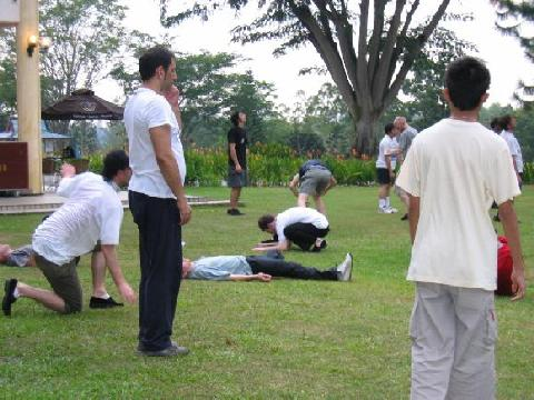Intensive Chi Kung Course in Malaysia