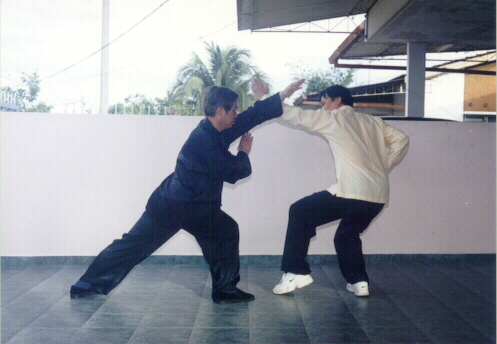 Combat Application of Shaolin Kungfu