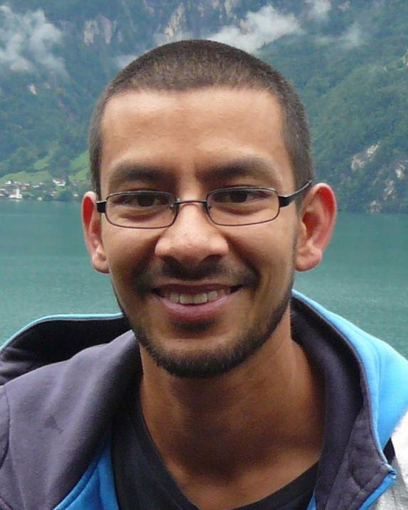 Adrian Zingg