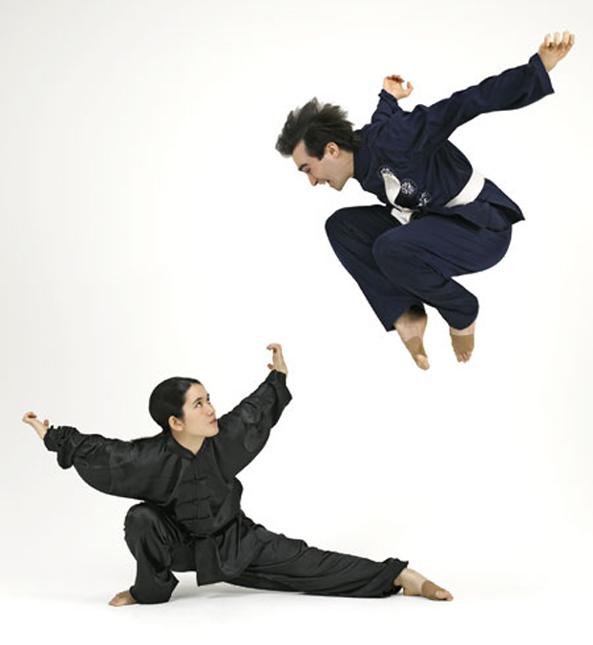 Kung Fu Eagle Style Eagle Claw Wushu