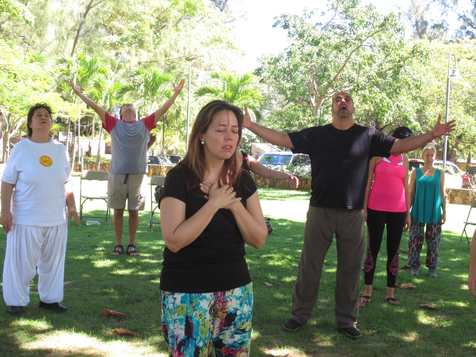 chi kung and gentle physical exercise