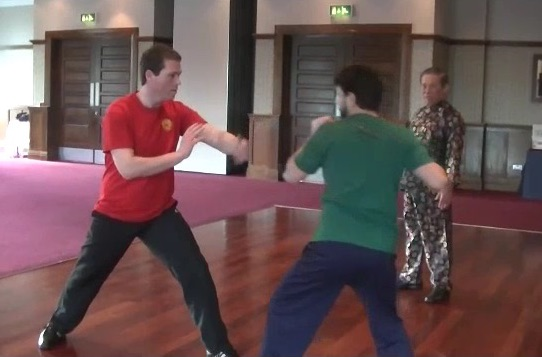 Taijiquan application