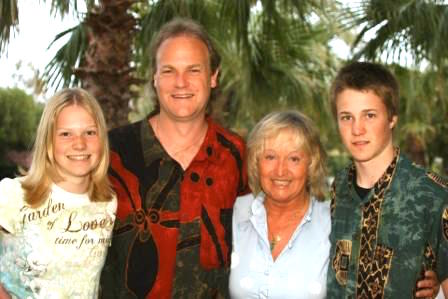 Sifu Andrew and Family
