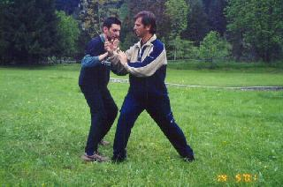 Taijiquan Pushing Hands