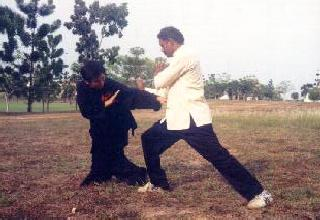 Shaolin combat Application